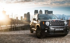 Jeep Renegade Dawn of Justice Edition
