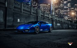 Lamborghini Gallardo   Vorsteiner V FF 105 Flow Forged Wheels2