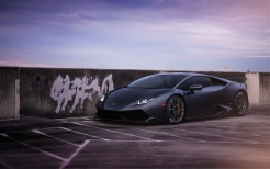 Lamborghini Huracan on ADV1 wheels 2