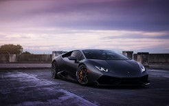 Lamborghini Huracan on ADV1 wheels 3