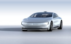LeEco LeSEE Electric Concept Car