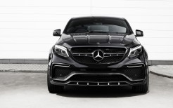 Mercedes Benz GLE Coupe 4K