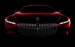 Mercedes Maybach Coupe Concept 5K