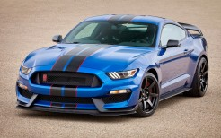 Mustang Shelby GT350 4K