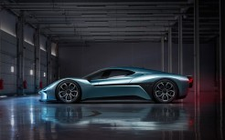 Nio EP9 Electric Supercar 4K