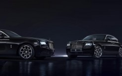 Rolls Royce Ghost Wraith Black Badge 2016