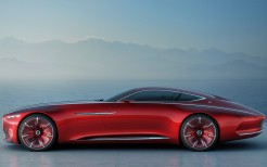 Vision Mercedes Maybach 6 4