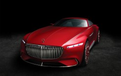 Vision Mercedes Maybach 6 4K