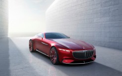 Vision Mercedes Maybach 6 5K
