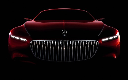Vision Mercedes Maybach 6 Coupe 5K