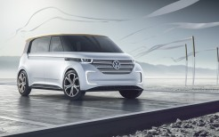 Volkswagen BUDD e Electric Car