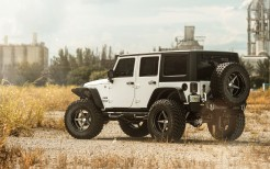 Vossen Wheels Jeep 4K