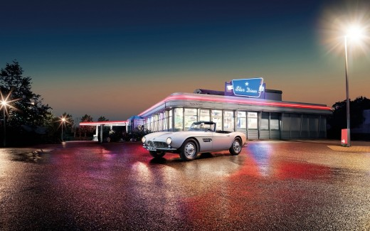 1958 BMW 507 Elvis Presley