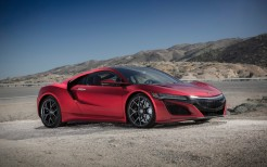 2017 Acura NSX Red 3