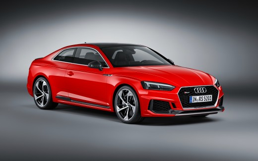 2017 Audi RS 5 Coupe 4K