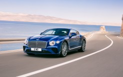 2017 Bentley Continental GT 4K Outdoor