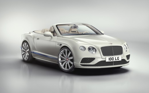 2017 Bentley Continental GT V8 Convertible Galene Edition by Mulliner 4K