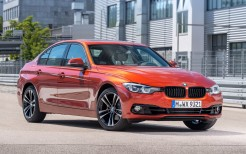 2017 BMW 340i Edition Sport Line Shadow 4K