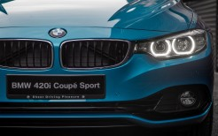 2017 BMW 4 Series 420i Coupe Sport 4K