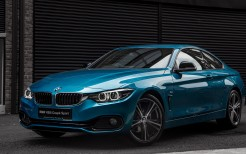 2017 BMW 4 Series Coupe 4K
