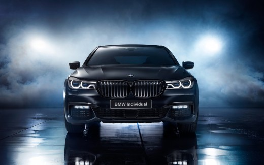 2017 BMW 7 series Black Ice Edition