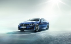 2017 BMW Alpina B4 S Bi Turbo Coupe 4K
