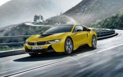 2017 BMW i8 Frozen Yellow Edition 4