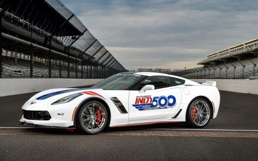 2017 Chevrolet Corvette Grand Sport Indianapolis 500 Pace Car