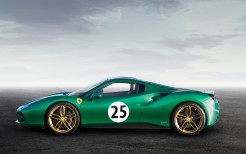 2017 Ferrari 488 Spider The Green Jewel 4K 2