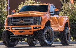 2017 Ford F 250 Super Duty XLT By BDS Suspension