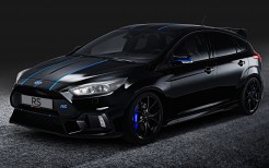2017 Ford Focus RS Performance Parts 4K