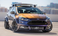 2017 Ford Focus ST by Blood Type Racing 4K