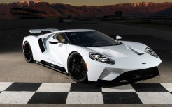 2017 Ford GT 2017 Race track