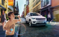 2017 Jeep Compass Limited 2