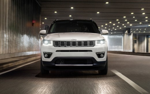 2017 Jeep Compass Limited 3