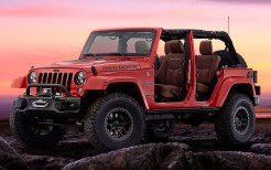 2017 Jeep Wrangler Red Rock Edition