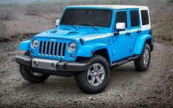 2017 Jeep Wrangler Unlimited Chief
