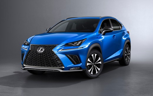 2017 Lexus NX Luxury Crossover