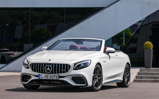 2017 Mercedes AMG S 63 4MATIC Cabriole