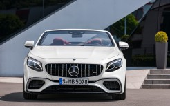 2017 Mercedes AMG S 63 4MATIC Cabriolet 4K
