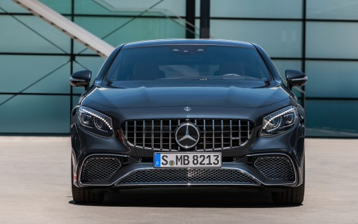 2017 Mercedes AMG S 65 Coupe 4K 2