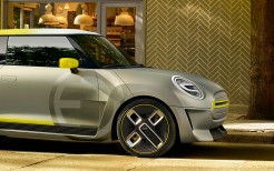 2017 Mini Electric Concept 3