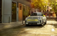 2017 Mini Electric Concept 8