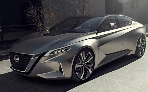 2017 Nissan Vmotion 2 Concept 5