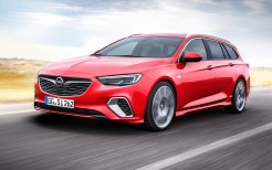 2017 Opel Insignia Sports Tourer 4K