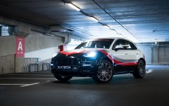 2017 Porsche Macan Turbo Performance Package 4K