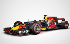 2017 Red bull RB13 Formula 1 Car 4K