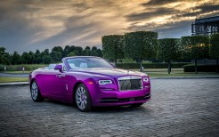 2017 Rolls Royce Dawn In Fuxia 4K