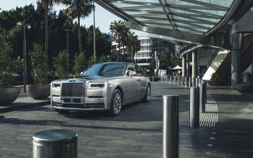 2017 Rolls Royce Phantom 4K 3