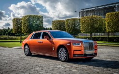 2017 Rolls Royce Phantom EWB Star of India 4K